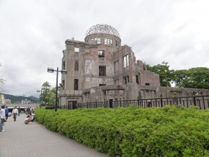 The Hiroshima A-Bomb Dome