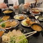 Lunch at Hiroshima